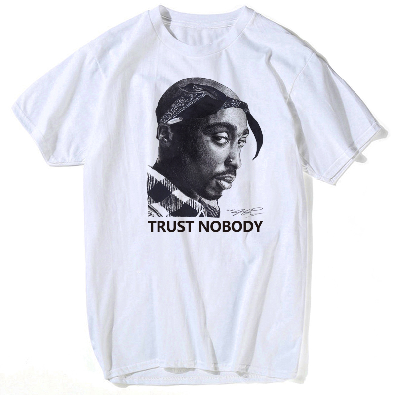 Tupac 2pac Tshirt Shakur Hip Hop TShirts Makaveli Rapper Snoop Dogg Biggie Smalls Eminem J Cole Jay-z Savage Frank Streetwear