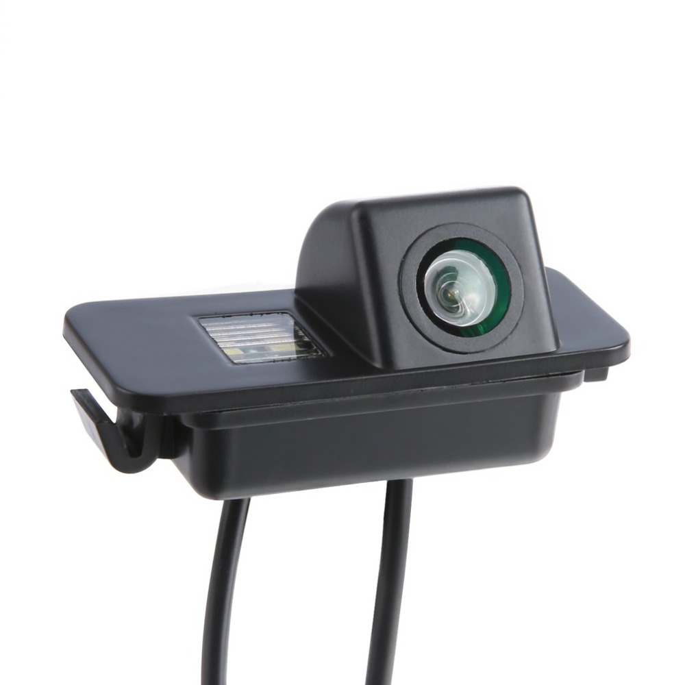 HD Waterproof Car Rearview Camera Night Vision Cam for Ford for Mondeo for Fiesta Back Up Mini Reverse Parking Camera Cams