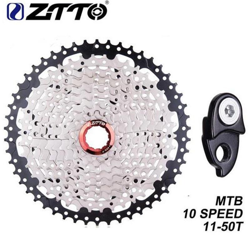 ZTTO Cassette Freewheel 10 Speed 11-50T MTB Mountain Bike Freewheel 10s 20s 30s Apply to XT SLX XO X0 X9 X7 Bicycle PartsZTTO Cassette Freewheel 10 Speed 11-50T MTB Mountain Bike Freewheel 10s 20s 30s Apply to XT SLX XO X0 X9 X7 Bicycle Parts
