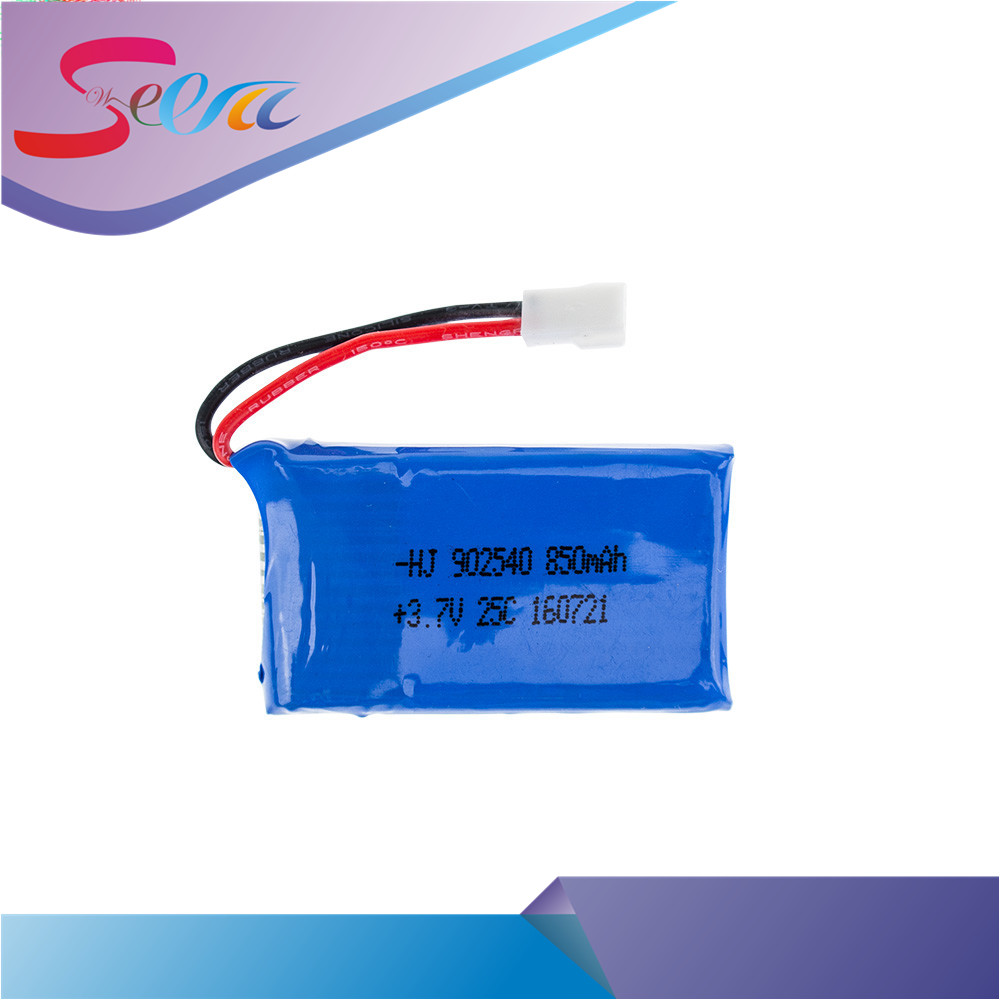 Syma X5C rc Lipo battery 3.7V 850mAh for syma x5 x5sw x5sc cx30 cx30w Helicopter Quadcopter drone part rc drone lipo battery 850 mah li po battery for syma x5c x5sw with 5in1 charger box for x5 x5a x5sc x5sw mjx x705c x6sw