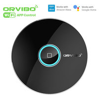 Orvibo Allone Pro Universal Infrared Remote Control IR RF 433MHz Connected Work With Amazon Echo Alexa For Smart Home Automation
