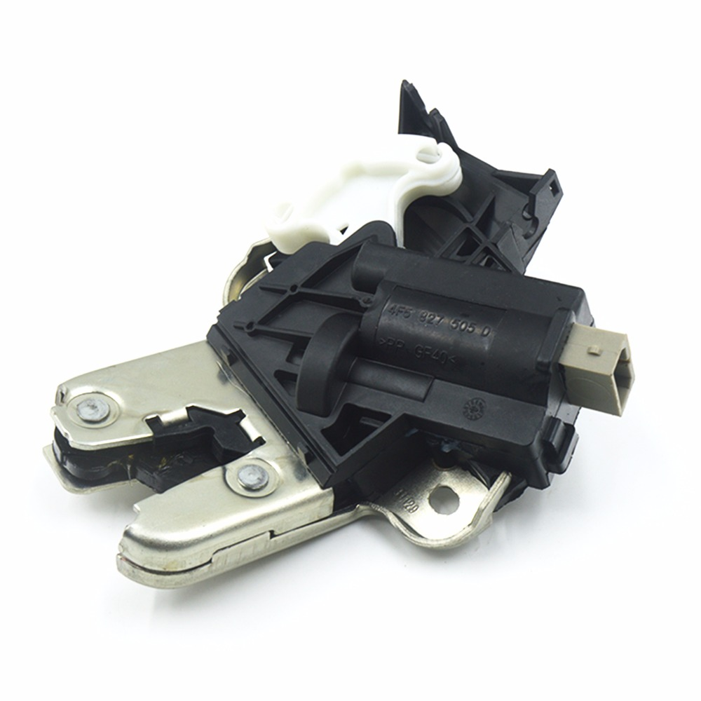 OEM Back Rear Trunk Lid Lock Latch for AUDI A6 S6 QUATTRO C5 1998-2005