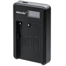 EN-EL3e ENEL3e EN EL3e USB ЖК Зарядное Устройство для Nikon D70 D90 D80 D100 D200 D700 Цифровая Камера