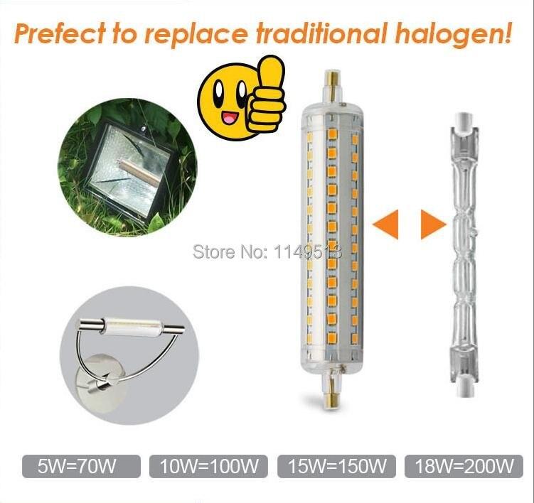 Halogeenlamp Vervangen Led
