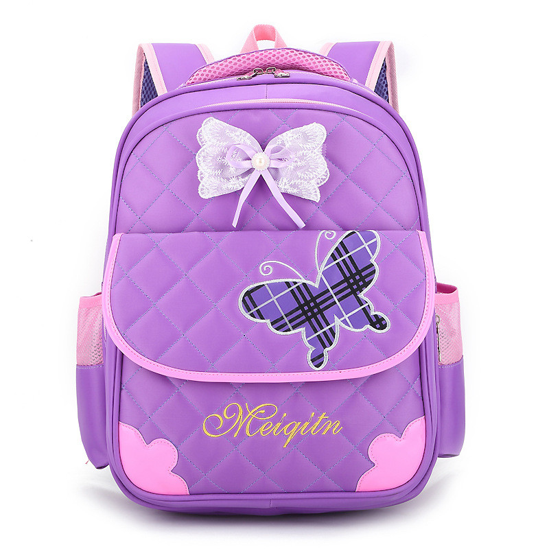 Mochilas Schoolbags 2018 Children School Bags For Girls Backpack Kids Book Bag Girl Schoolbag Satchel Gift Shoulder Bags