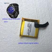 Oryginalny akumulator polimerowy do zeblaze thor 4 podwójny thor 4 plus pro 4 podwójny thor 5 thor pro inteligentny zegarek bateria zegarowa