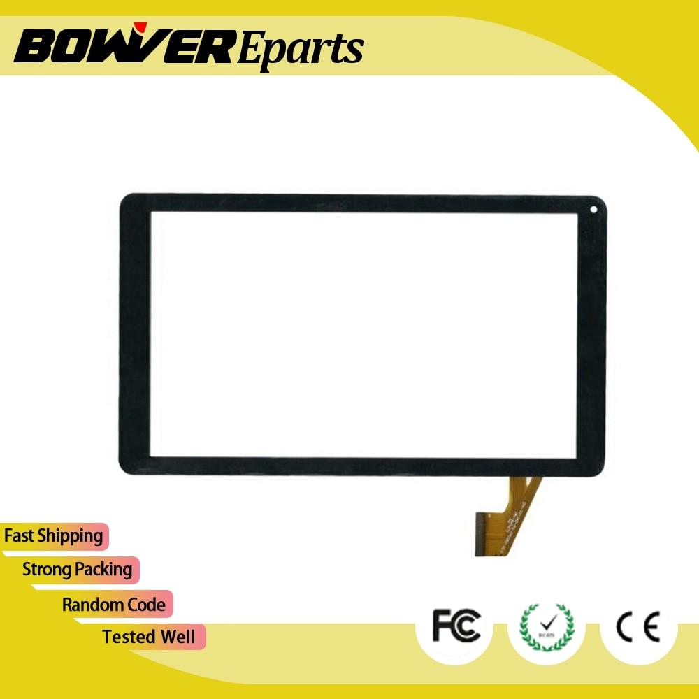 A + DIGMA optima 10.7 10.8 TS1008AW 3G 10.1 pulgadas táctil capacitiva de cristal digitalizador para Tablet PC MID