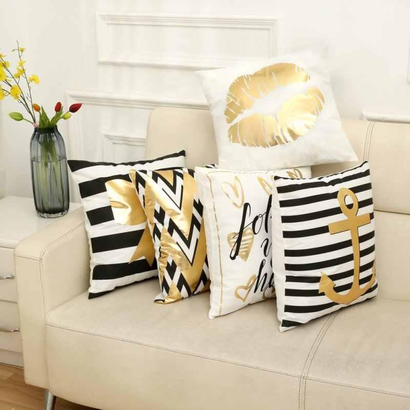 Sofa Chair Bed Square Pillowcase