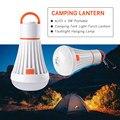 Фонарик AAA 18650, светодиодный, 4 режима, АБС, 6 светодиодный + 3 Вт, портативный, для кемпинга, палатки, светильник фонарь, фонарик, фонарик, подвес...