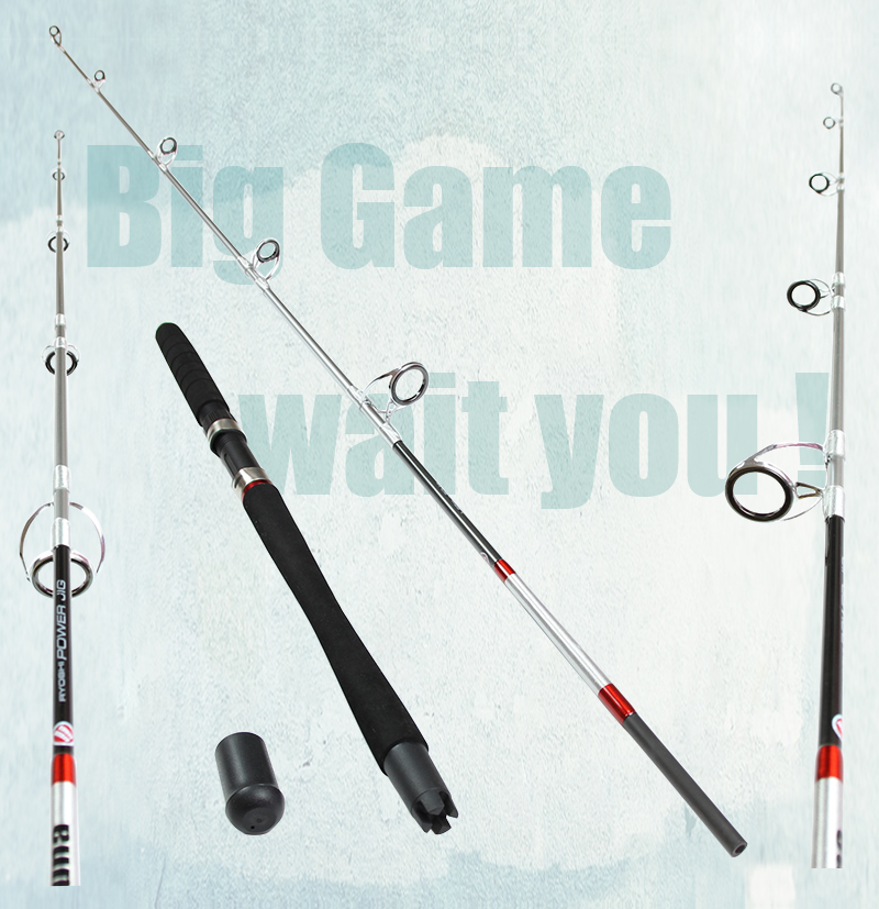 Buy new fishing jigging boat rod spinning for White fishing rod