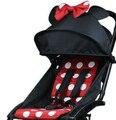 40 цвета коляска крышка и матрас для супер легкая коляска детская коляска обмена tixtile капот навес моющиеся ткани yoya