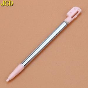 Image 5 - JCD 1 stücke 3 Farbe Versenkbare Metall Touch Screen Stylus Pen Set Für Nintend Für Nintend DS Lite NDSL Gaming zubehör