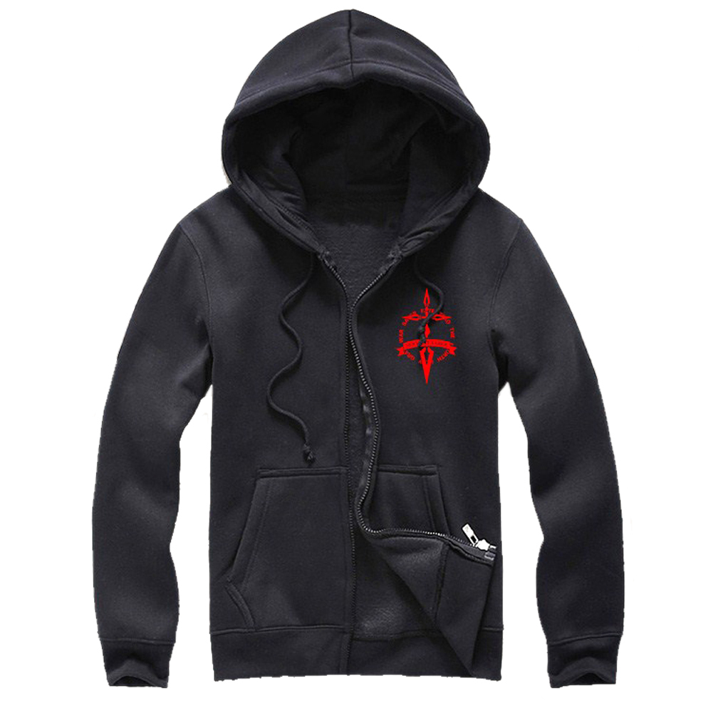 Brdwn Fate Stay Nacht Cosplay TYPE-MOON Archer Hoodie Mantel Jacken - Kostüme