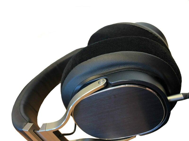 Remplacement Oreille Pad Oreillettes Oreillettes Couverture Coussinets Pièces De Rechange pour Oppo PM-3 PM3 PM 3 casque casque