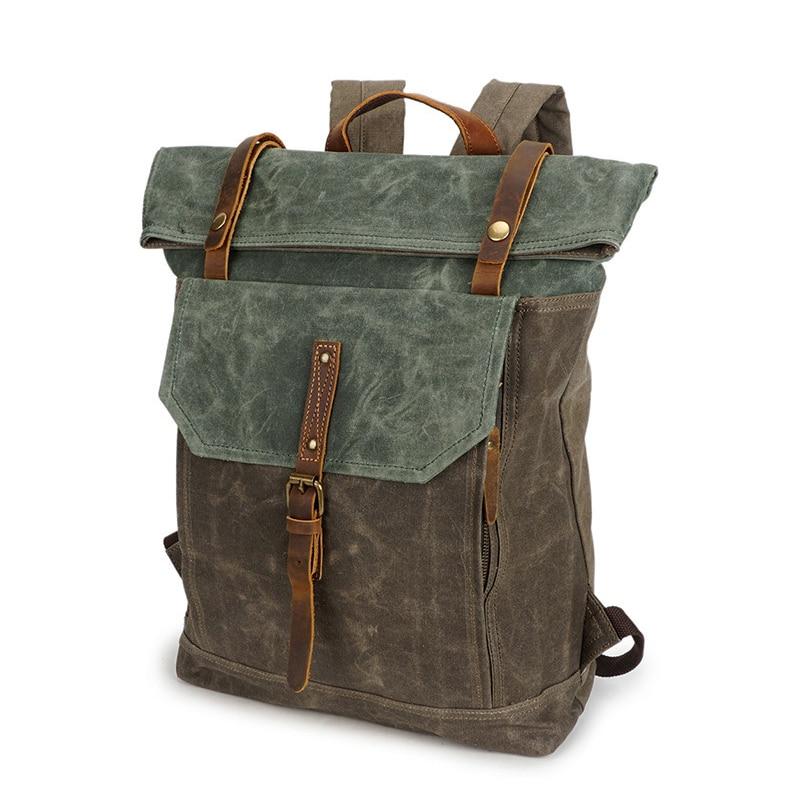 Backpack Men Rucksack Laptop Bag