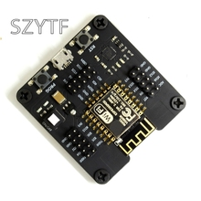 ESP 12F ESP 07S ESP 12S yanan fikstür geliştirme kurulu ESP8266 olmadan ESP 12F ESP 07S ESP 12S modülü