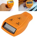 Digital Automotive Coating Ultrasonic Paint Iron Thickness Gauge Meter Tool