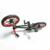 Profesional Flick Trix Bmx Dedo Rojo y Negro Diecast Níquel Stents de Aleación de Bicicletas Dedo Adulto Juguete de La Novedad de Colección de Ciclistas