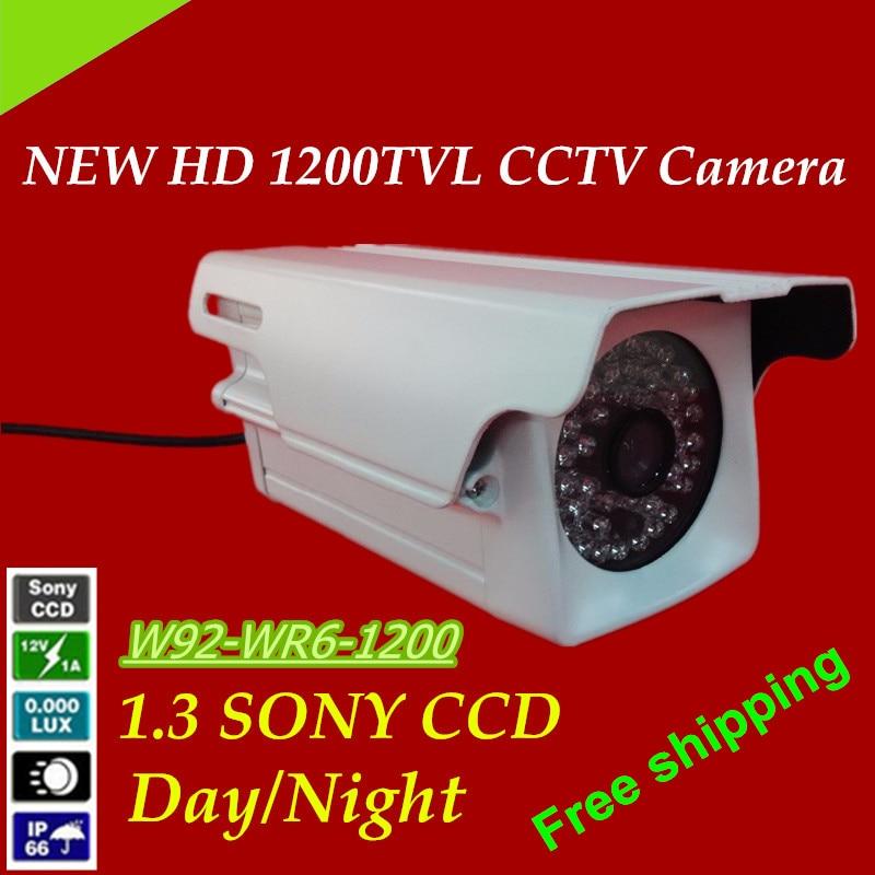ФОТО Hot selling 1200TVL Security Camera  HD 1/3