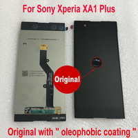 Original Best Working LCD Display Touch Panel Screen Digitizer Assembly For Sony Xperia XA1 Plus G3412 G3416 G3426 G3412 G3421