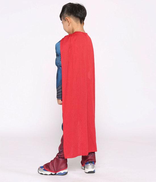 Deluxe Muscle Superman Halloween Costume