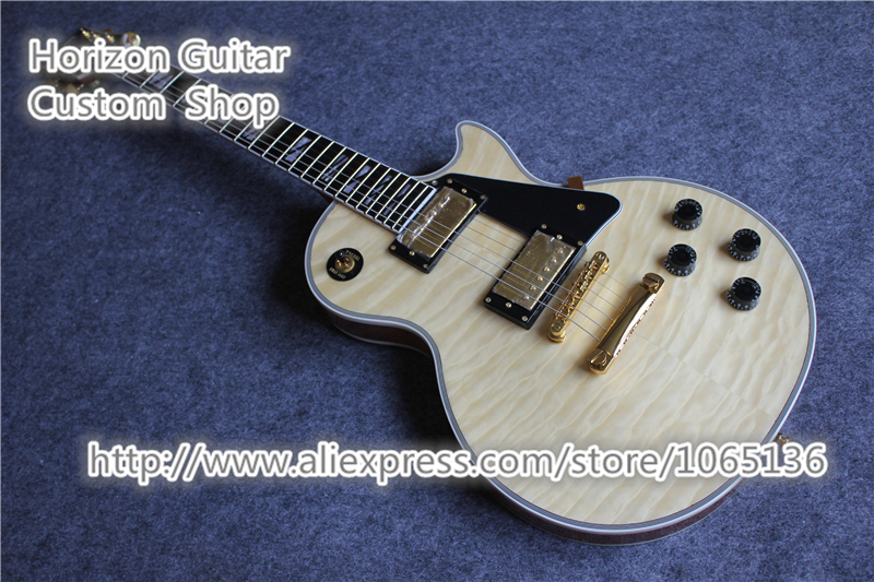 good cheap price supreme lp electric guitar ebony fretboard splited block inlay color can be. Black Bedroom Furniture Sets. Home Design Ideas