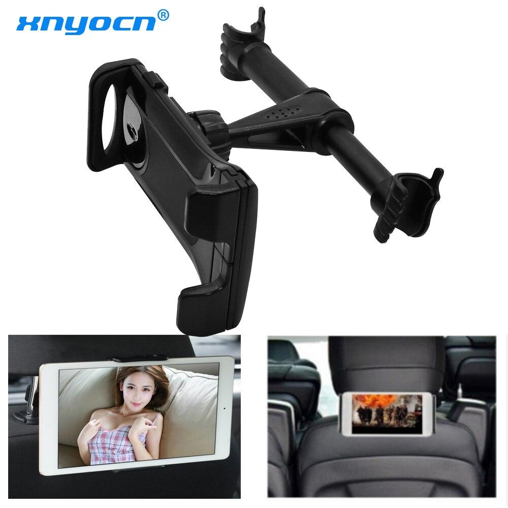 Xnyocn Universal 4-11'' Tablet Car Holder For iPad 2 3 4 Mini Air 1 2 3 4 Pro Ba