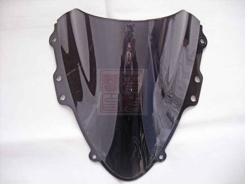 New motorcycle moto Windshield Windscreen Black For Suzuki GSX-R600 GSX-R750 GSXR600 GSXR750 GSXR 600 750 K4 2004 2005 04 05