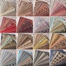 23x33 см полихроматический Самый дешевый японский первый краситель стирается ткань сшивание dol DIY ткань плед хлопок кукла ткань