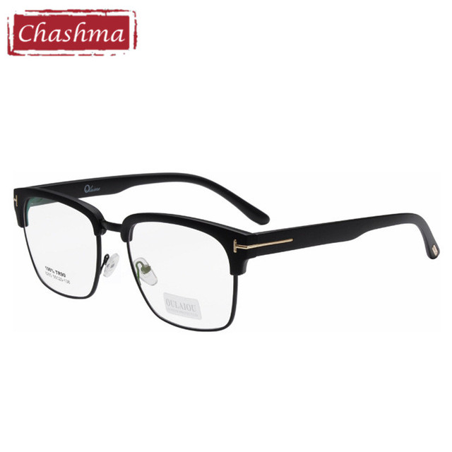 Chashma Women and Men Optical Glasses Classic Design Large Frame ...