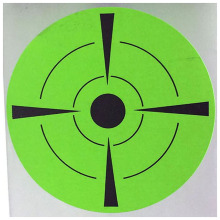 Target Stickers (Qty 250pcs 3) Self Adhesive Targets for Shooting | We Offer the Highest Quality Paper