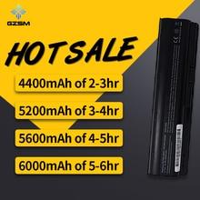 5200MAH 6CELLS Laptop Battery For HP COMPAQ Q32 CQ42 CQ43 CQ56 CQ57 CQ58 CQ62 CQ72 HSTNN-DB0W HSTNN-IB0W batteria akku