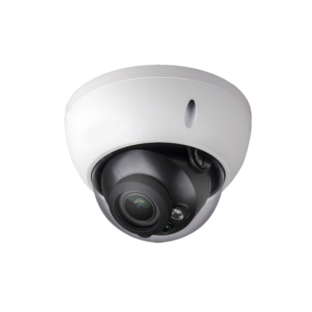 Original DH IPC-HDBW1225R Full HD 2MP Network Vandal-proof Dome IP Camera IR distance 50m Support Onvif