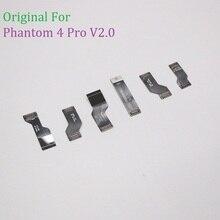 100% oryginalny płaski kabel zestaw z powrotem DJI Phantom 4 PRO V2.0 elastyczne części do naprawy wybuchowych wymiana drutu