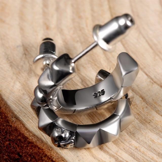 ORIGINAL 925 STERLING SILVER EARRINGS