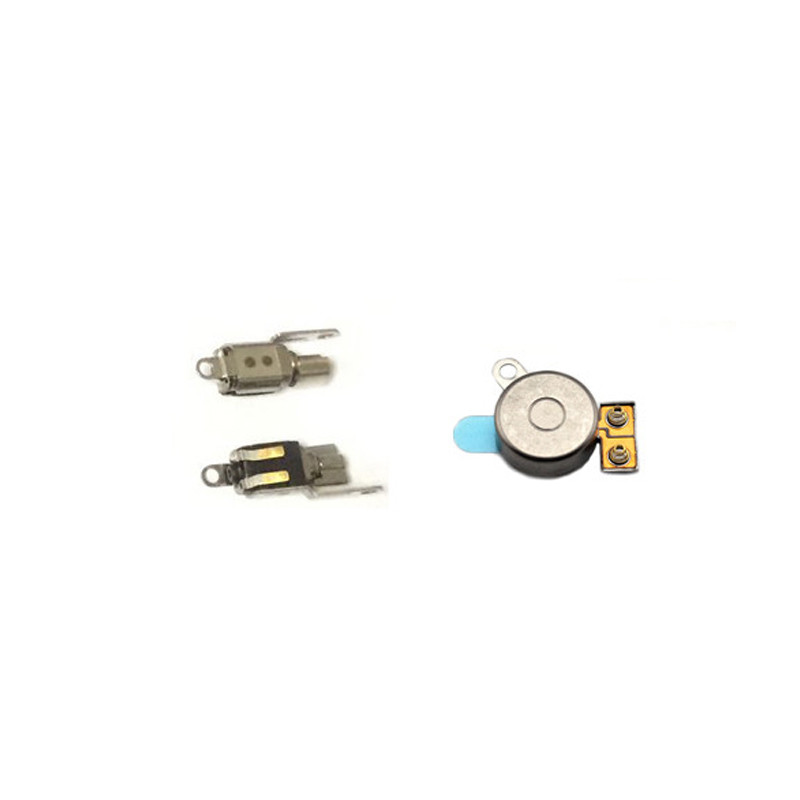 100% New For IPhone 4 4S 5 5S 5C SE Vibrator Vibration Motor Flex Cable Replacement Parts
