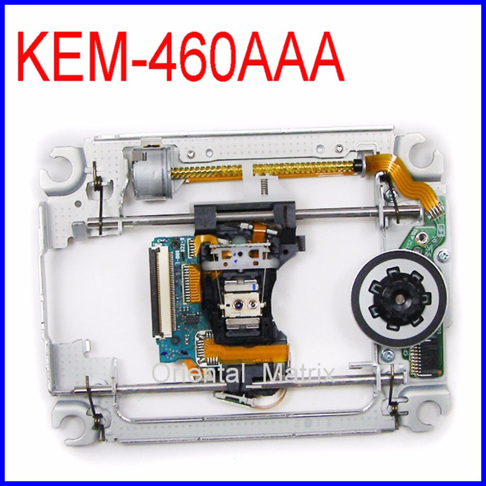 цена на Free Shipping KEM-460AAA Blue-Ray Optical Pickup BDP-2700 BDP5100 Mechanism BluRay KEM460AAA Laser Lens Assembly Optical Pick-Up