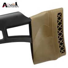 Airsoft Rifle Rubber Anti-Slip Recoil Pad
