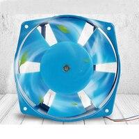 Single Flange 0.18a 65w Fan Axial Fan Blower Electric Box Cooling Fan Adjustable Wind Direction 200fzy2 d 220V/110V/380V