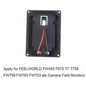 Image 3 - Płytka do baterii dla Feelworld FW760 FW759 FW1018S A737 itp kamery dziedzinie monitory i F970 F960