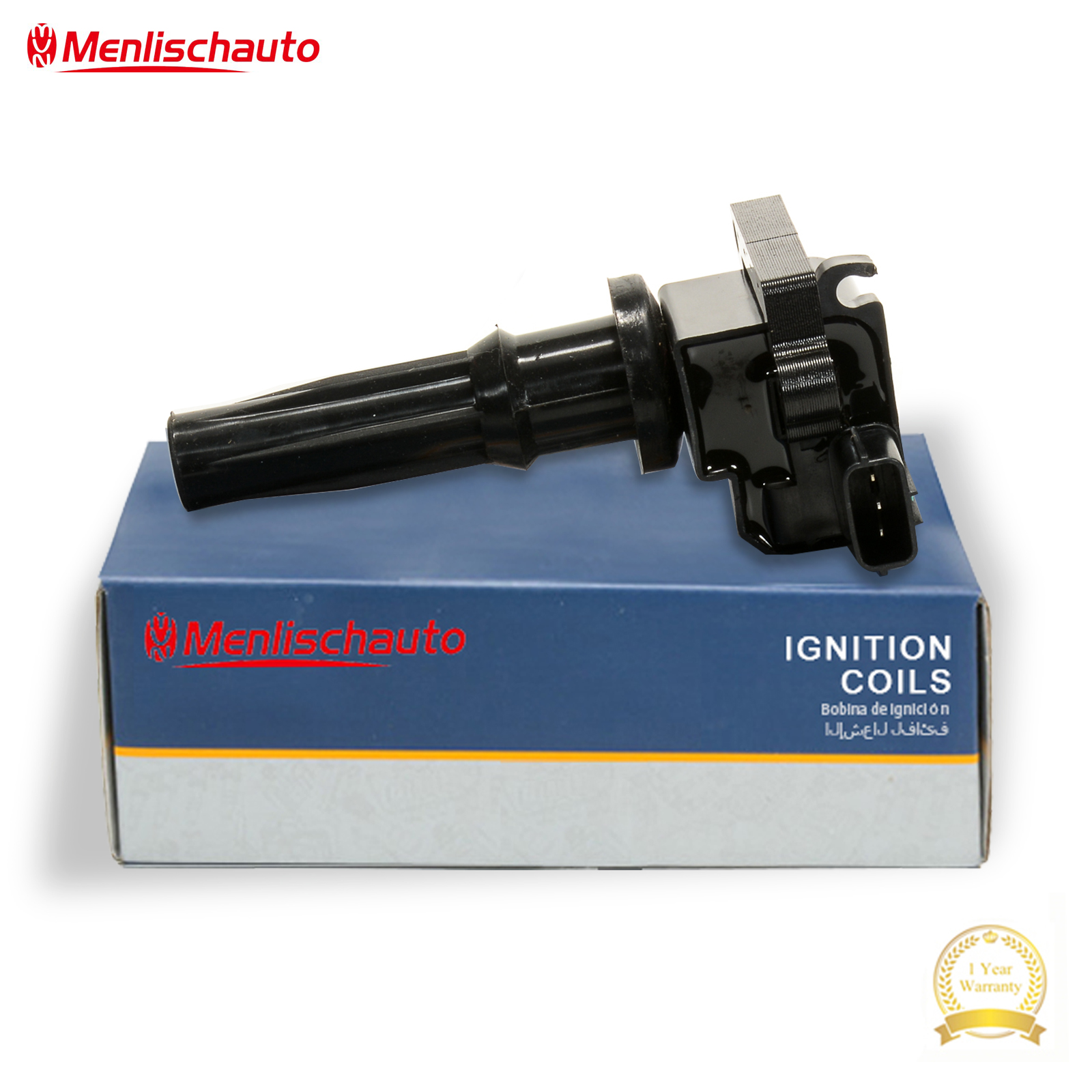 New OEM 27301 38020 Ignition Coil for Santa fe 01 04 Sonata 99 05 2 4L in Ignition Coil from Automobiles Motorcycles