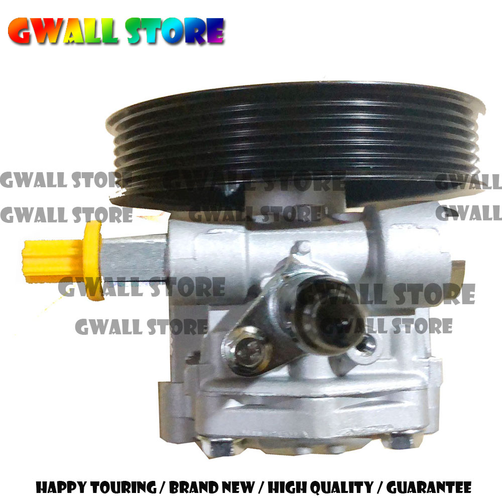 New Power Steering Pump For Jeep Compass Patriot For  Dodge Caliber 05105449AC 5105048AA 5105048AB 5105048AC 5105449ACNew Power Steering Pump For Jeep Compass Patriot For  Dodge Caliber 05105449AC 5105048AA 5105048AB 5105048AC 5105449AC