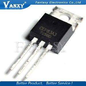 Image 3 - 10PCS CEP83A3 כדי 220 83A3 TO220 100A 30V MOS FET צינור חדש מקורי