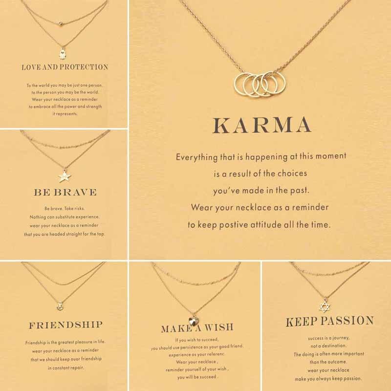 2017 Neue Goldene Merk Halskette Mit Karte Anker Anhänger Kurzen Kette Halsband Halskette Für Frauen Schmuck Als Geschenk