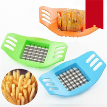 Household potato cutting device Multifunction Cutters chips Thicken Creative Kitchen Gadgets Free Shipping