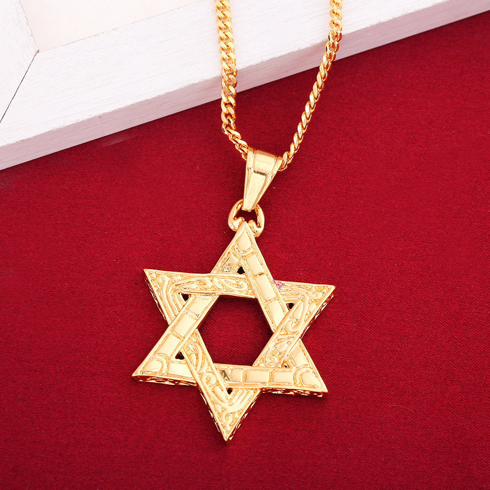 diamond bet with diamonds star david paula necklace magen by alef loading jewelry zoom jewish gold