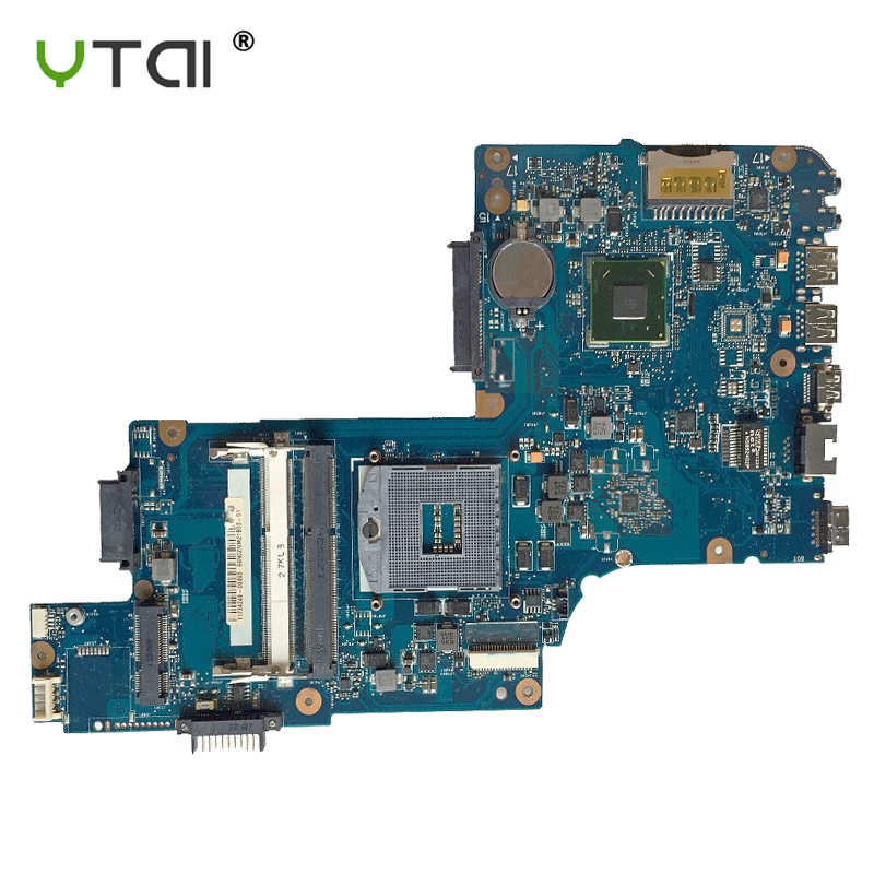 L850 motherboard C850 motherboard H000038360 for Toshiba Satellite C850 L850 laptop motherboard DDR3 100% test intact image