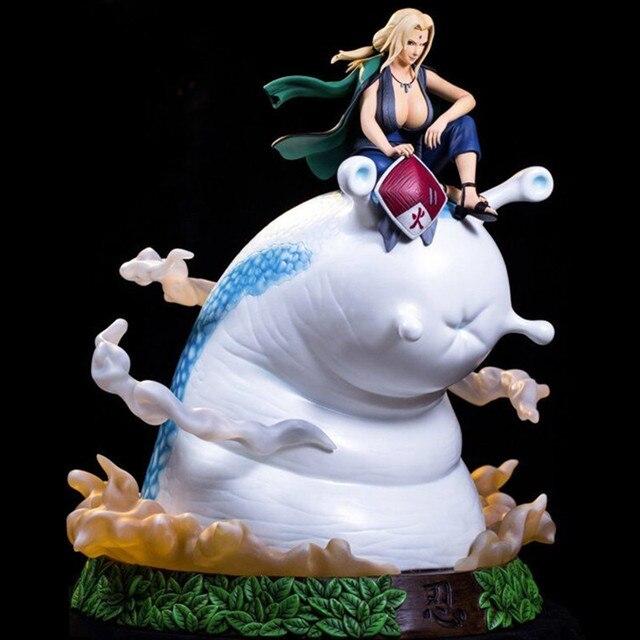Presale Naruto One Of Three Ninja Tsunade Hokage 1/6 GK Resin Scenes Statue Model Toy (Delivery Period: 60 Days) X671