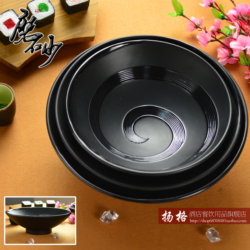 good sell porcelain ramen bowl internal thread noodle bowl powder bowl