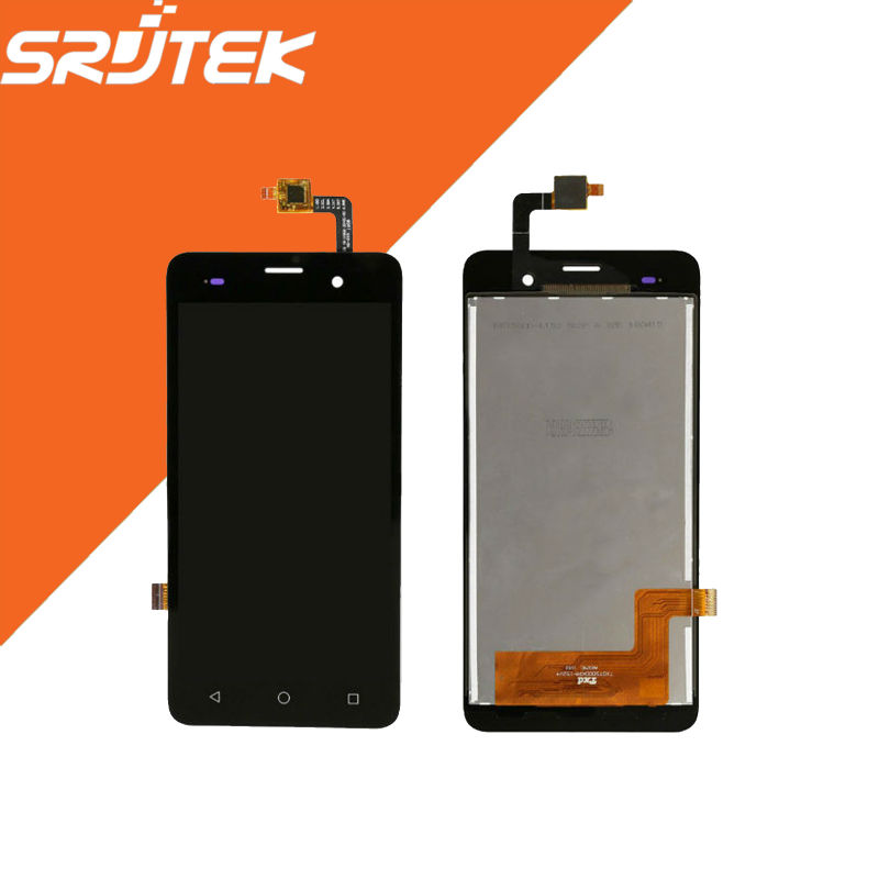NEW LCD Display Touch Screen Digitizer For Wiko Lenny 3 LCD Screen Glass Sensor For Wiko Lenny 3 Replacement Assembly 100% N